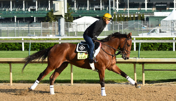 Rested Rivals Will Line Up for Belmont